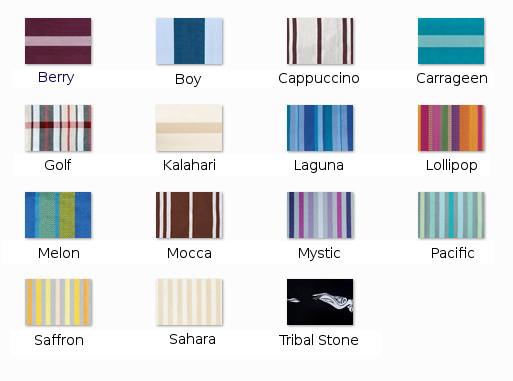 kleuren overzicht amazonas carry sling draagdoeken